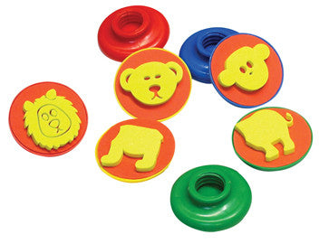 Animal Head and Tail Stampers - Accessories for dough and clay