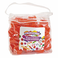 bag of orange stampers