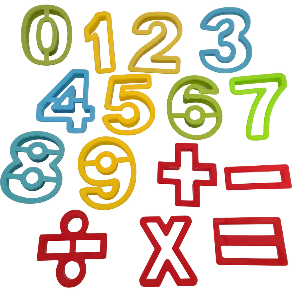Number and Symbol Cutters
