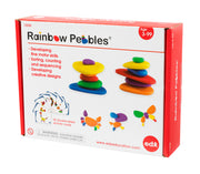 Rainbow Pebbles Set in a Box