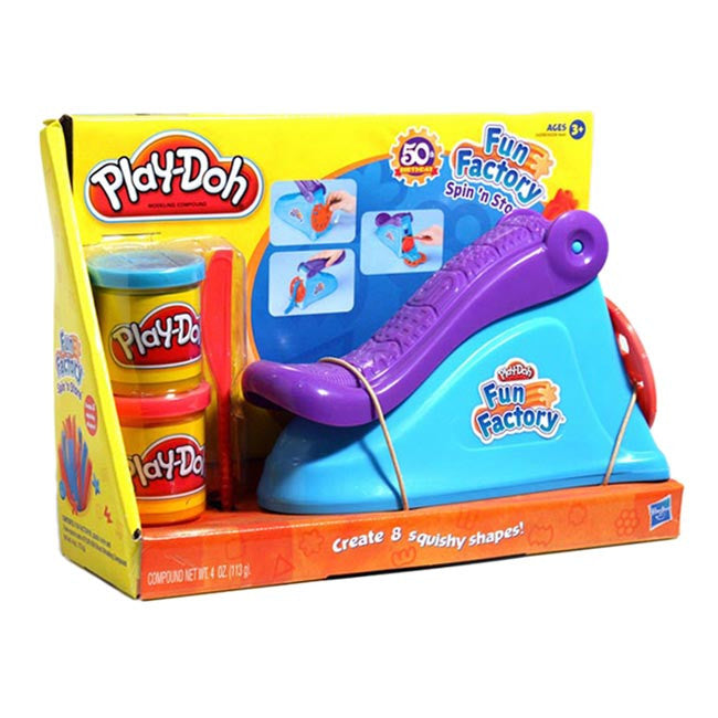 Play-Doh Spin 'n' Store Fun Factory