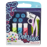 DohVinci Deluxe Styler Tool and Deco Pops - Dough and clay