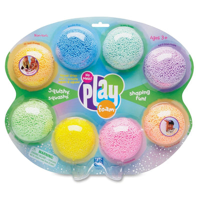 Pack of 8 PlayFoam