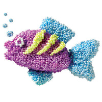creative playfoam fish