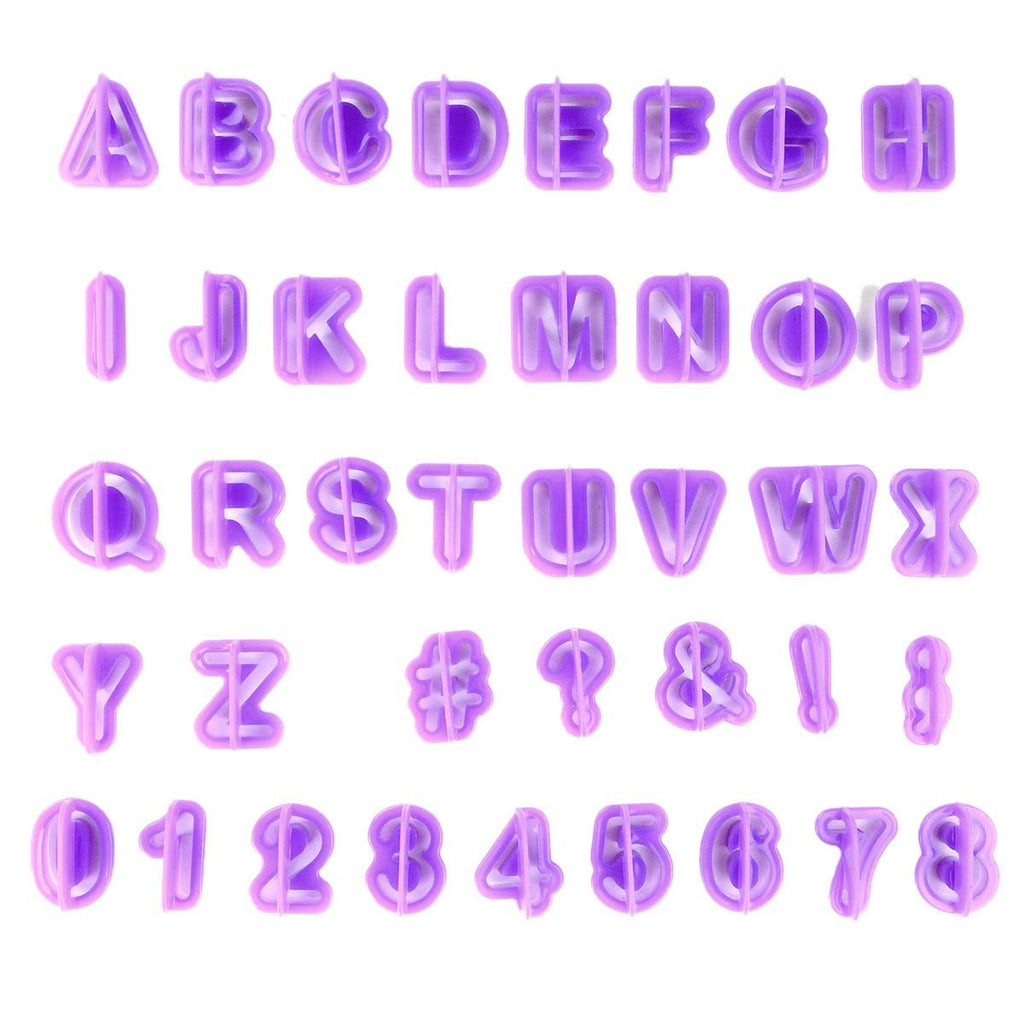 Alphabet Set with Handles