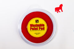 Red Paint Stamper Pad