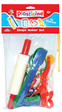 12 playdough tools