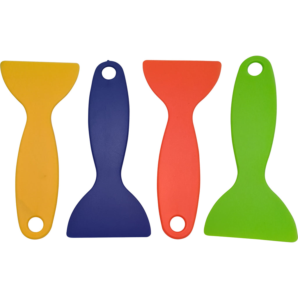 4 dough tools
