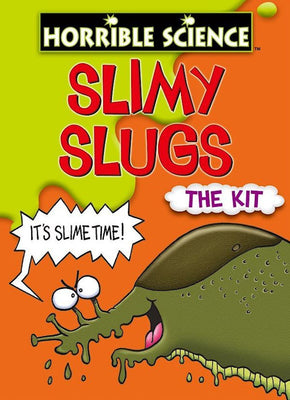 Slimy Slugs by Galt Horrible Science