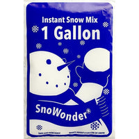 Front of Snowonder packet