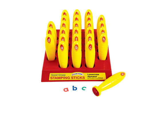 Alphabet Stamping Sticks