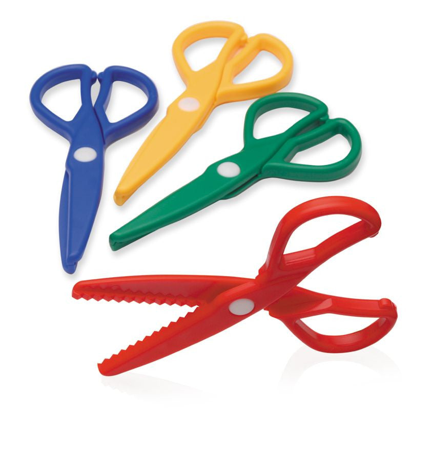 Zig Zag Scissors for Playdough