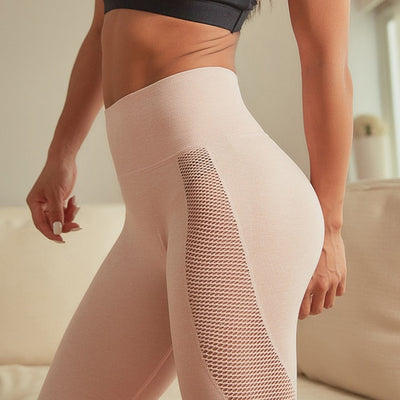 Yoga Pants Seamless High Waist