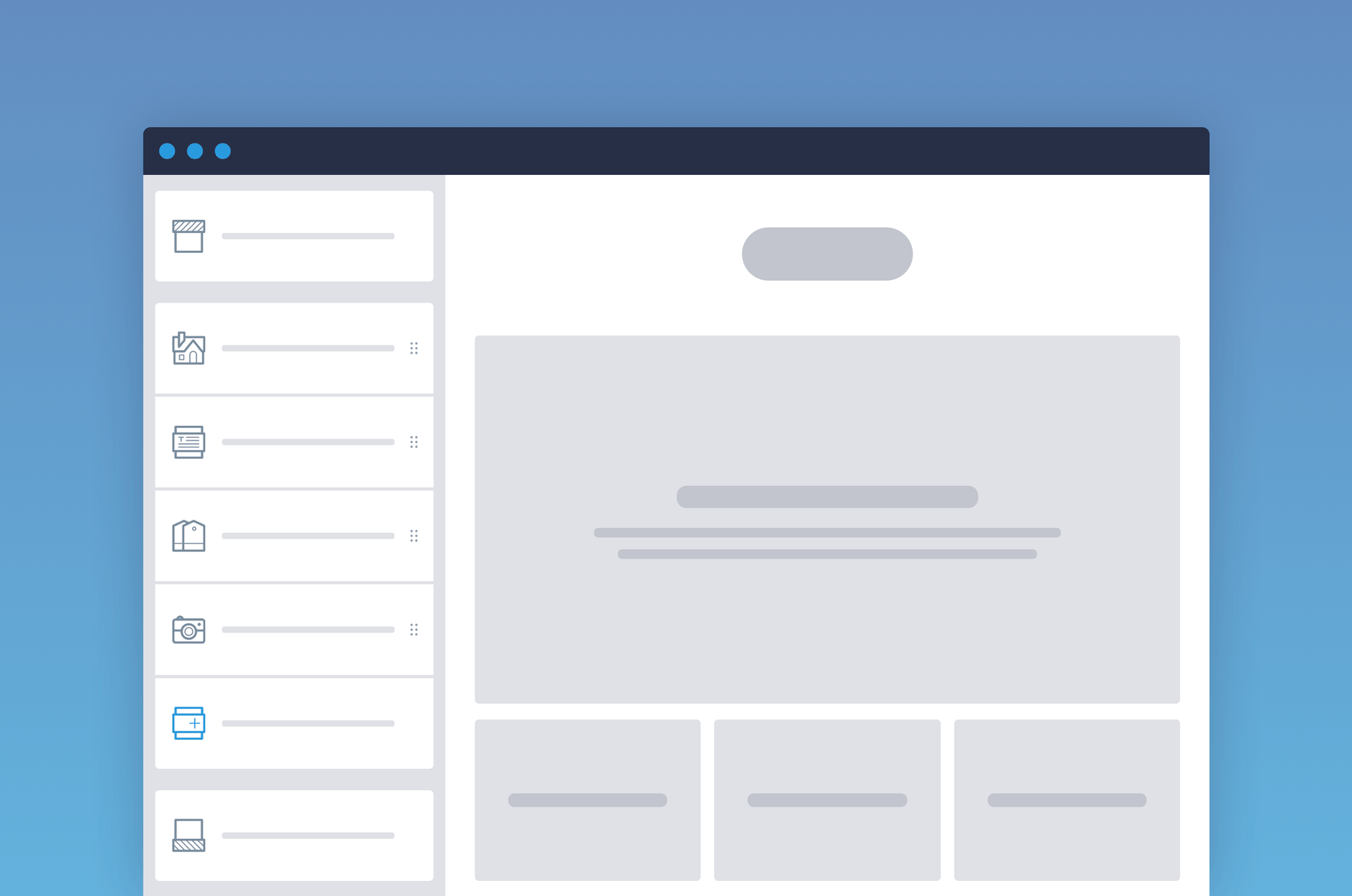 Shopify Sections: Helping you build a better online store
