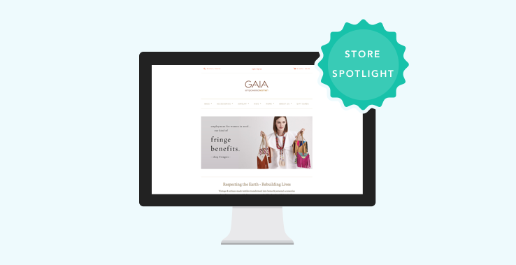 Store spotlight: GAIA Empowered Women