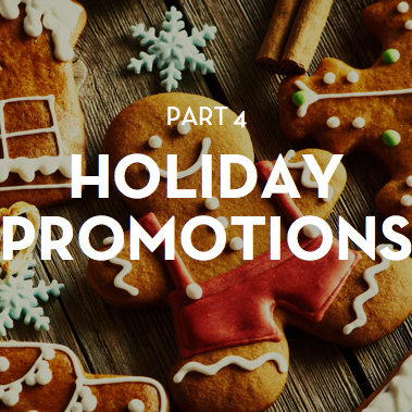 Five holiday promotion ideas for small businesses