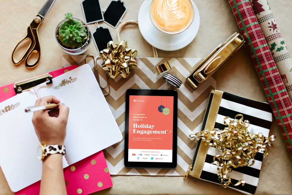 The Shopify Merchant's Guide to Holiday Engagement