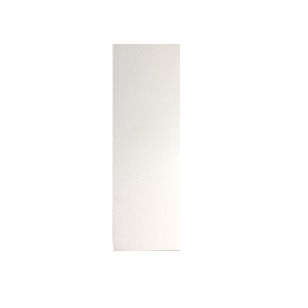 Skin Panel for Inset Vintage White raised Panel Style
