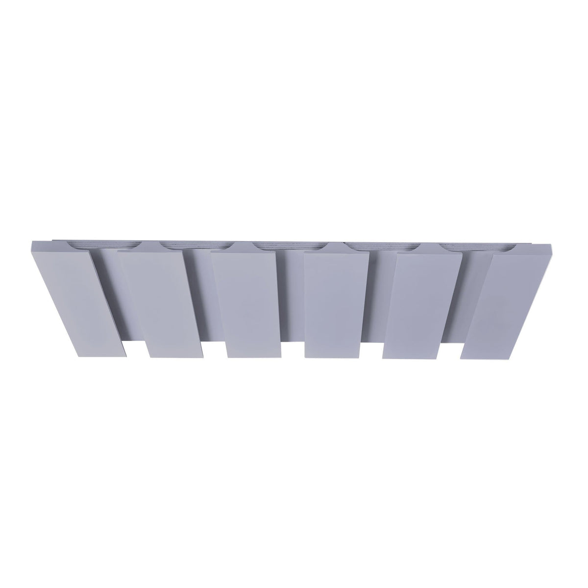 "Accessories 30"" Wide Glass Holder Inset Light Gray Shaker Shelf D2GH3015 Inset Kitchen Cabinets"