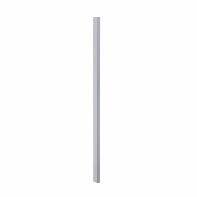 "Wall Cabinet 36"" Wide 24"" Deep Light Gray Inset Shaker Refrigerator Wall Cabinet - Double Door 12"", 15"", 18"", 21"" & 24"" Tall D2WF1.596 Inset Kitchen Cabinets"