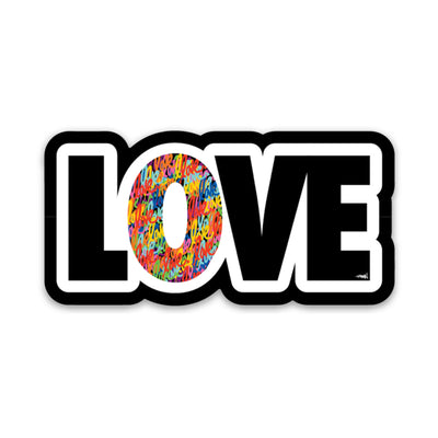 Bold Love Sticker
