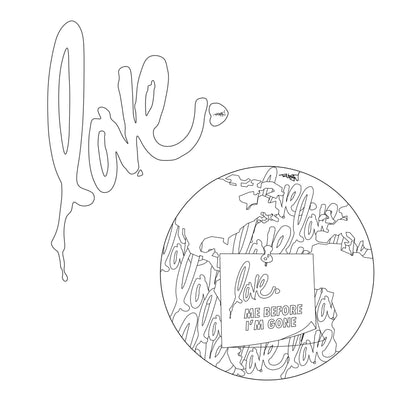 Love Coloring Pages FREE DOWNLOAD