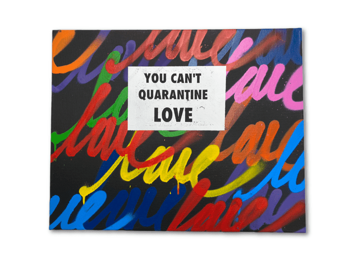 You Can't Quarantine Love (2)