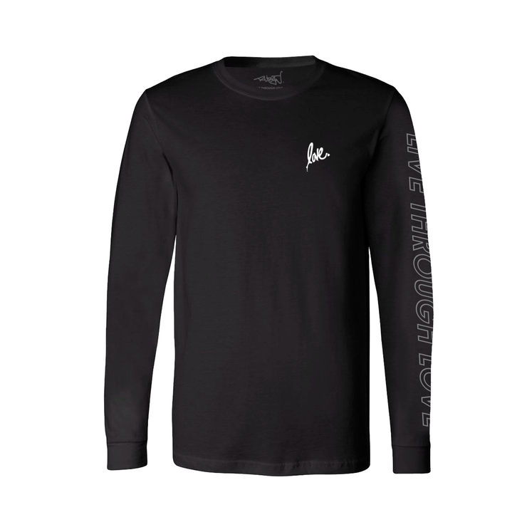 Live Through Love Long Sleeve Tee