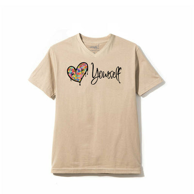 'Love Yourself' - V-neck Dust