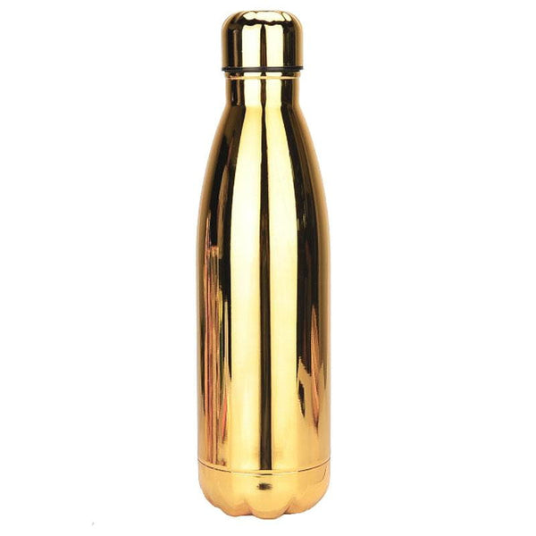 EasyEco™ RVS Waterfles - Stay Golden - EasyEco