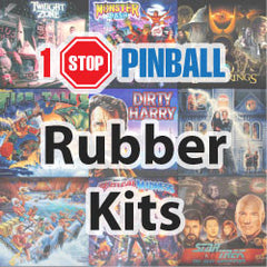 Pinball Rubber Kits