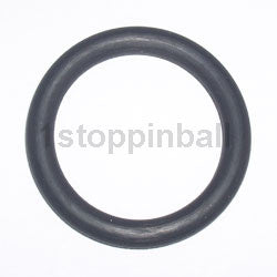 "1 1/2"" Black Rubber Ring"