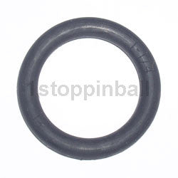 "1 1/4"" Black Rubber Ring"