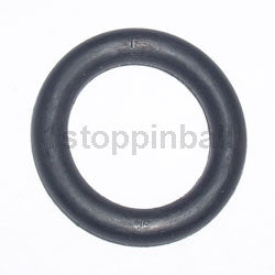 "1"" Black Rubber Ring"