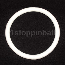 "2 1/2"" White Rubber Ring"