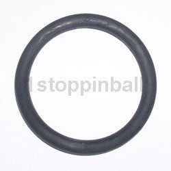 "2"" Black Rubber Ring"