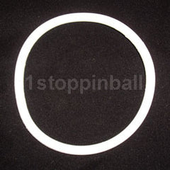 "3 1/2"" White Rubber Ring"