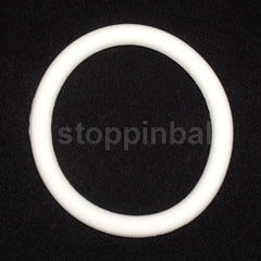 "2"" White Rubber Ring"