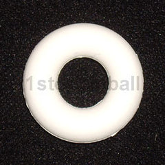 "5/16"" White Rubber Ring"