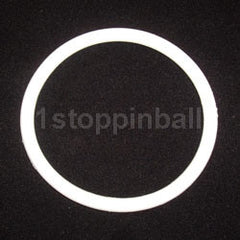 "3"" White Rubber Ring"