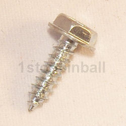 "#8 x 1/2"" Unslotted Hex Head Screw"