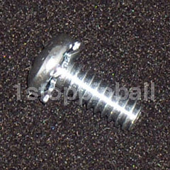 "#6-32 x 3/8"" Pan Screw with Locking Washer"
