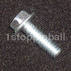 "#8-32 x 1/2"" Unslotted Hex Head Screw"