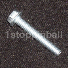 "#8-32 x 1"" Unslotted Hex Head Screw"