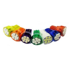 #906 8-LED Flasher - Various Colours