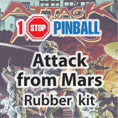 Attack from Mars Rubber Kit