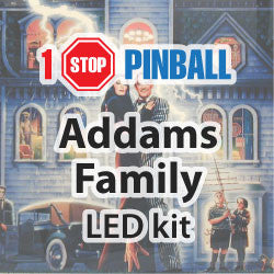 Addams Family - Pinball LED Kit