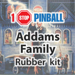 Addams Family Rubber Kit