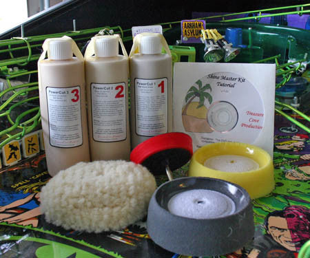 Treasure Cove Cleaning Kits