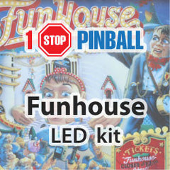 FunHouse - Pinball Led Kit
